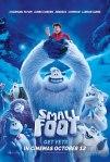 image film poster smallfoot yeti