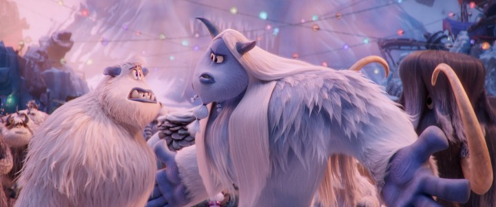 image film small foot yeti conversation