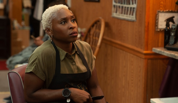 image film widows cynthia erivo salon