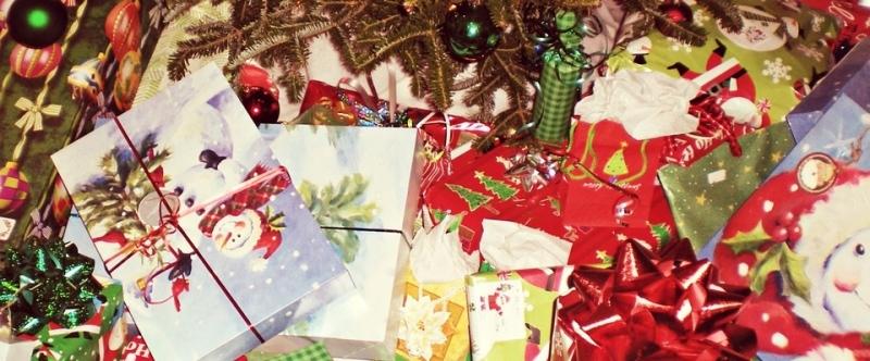 image christmas presents