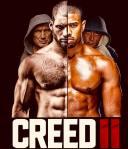 image poster creed ii boxing michael b jordan stallone