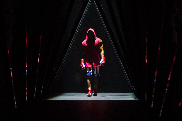 image film creed ii michael b jordan boxer