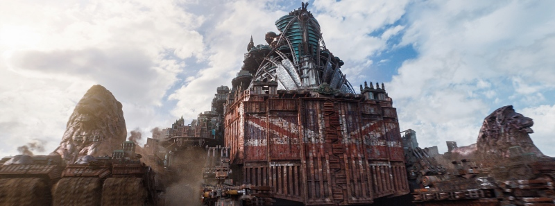 image film mortal engines london