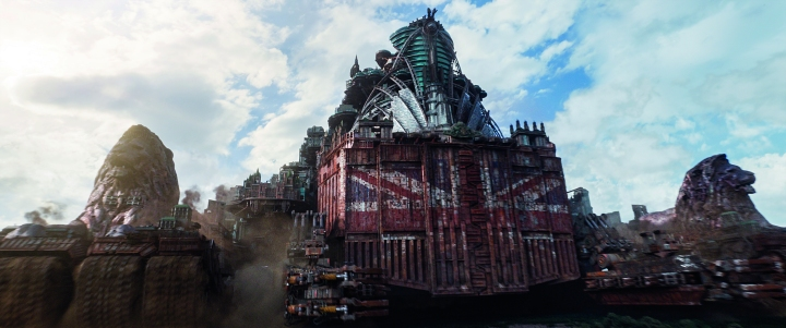 image film mortal engines london city