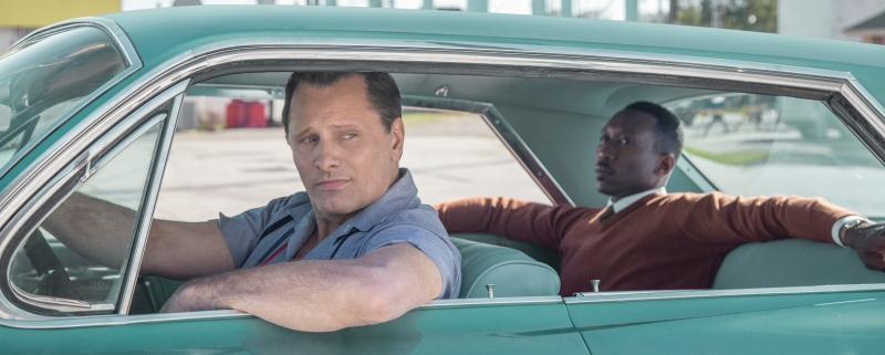image film green book mortensen ali car