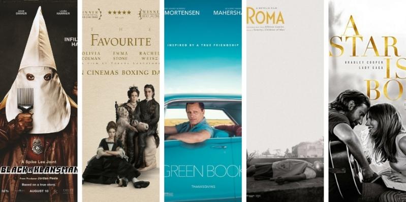 image film posters bafta 2019 nominees