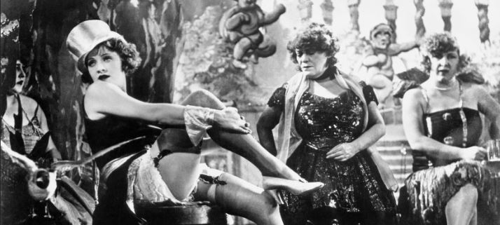 Marlene Marlene Dietrich biopic vintage movie poster
