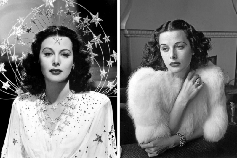 image photo hedy lamarr bombshell