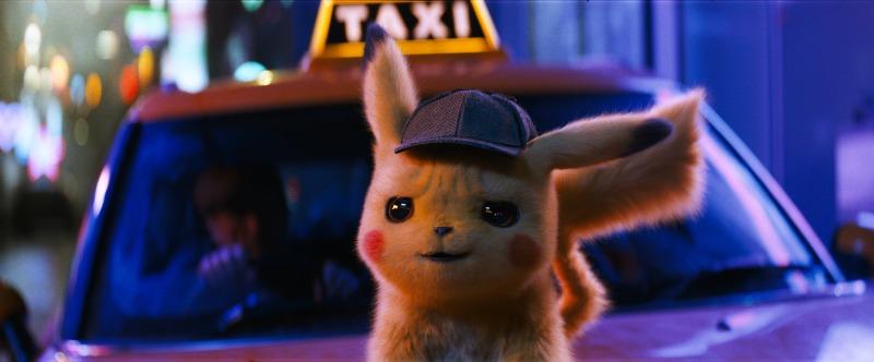 image film pokemon detective pikachu