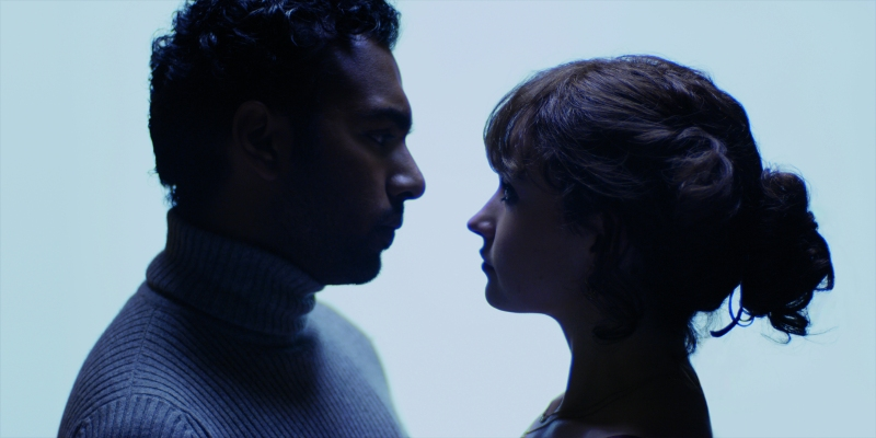 Himesh Patel and Lily James in Yesterday (2019)