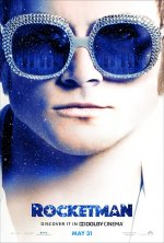 Poster image for the film Rocketman (2019)