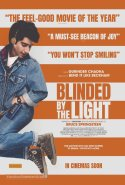 image poster blinded by the light