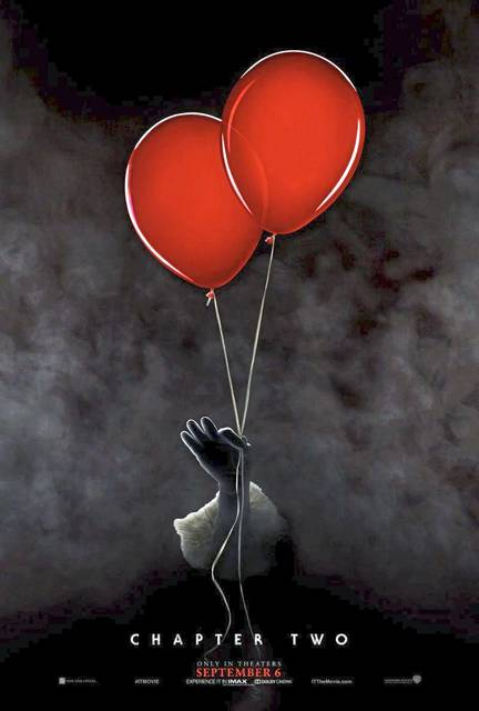 Poster for the film It Chapter Two (2019)