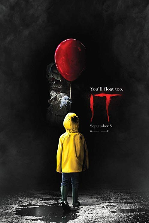 Film poster for It (2017)