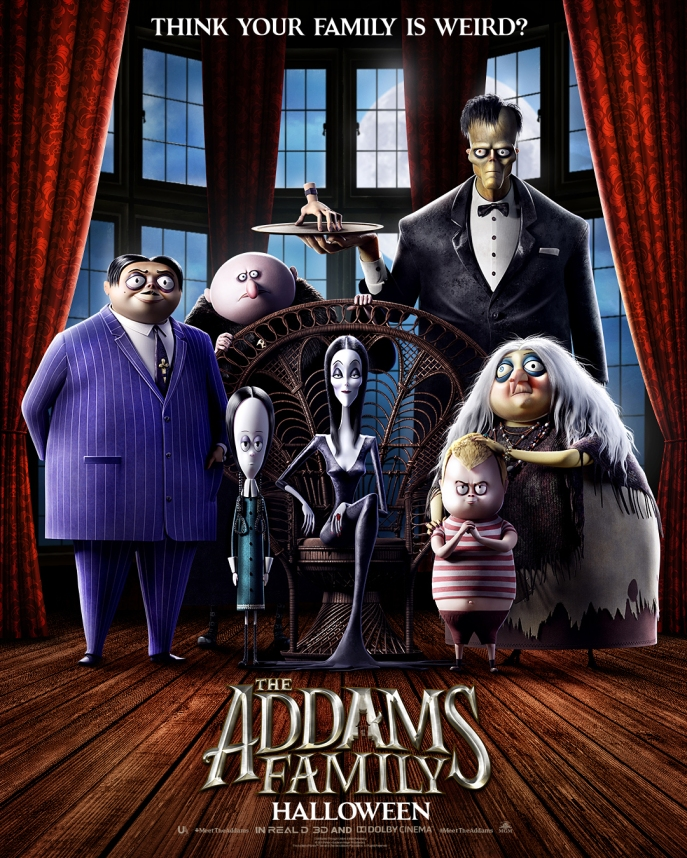 Image poster The Addams Family