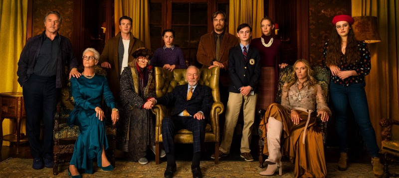 Film image Knives Out (2019) cast