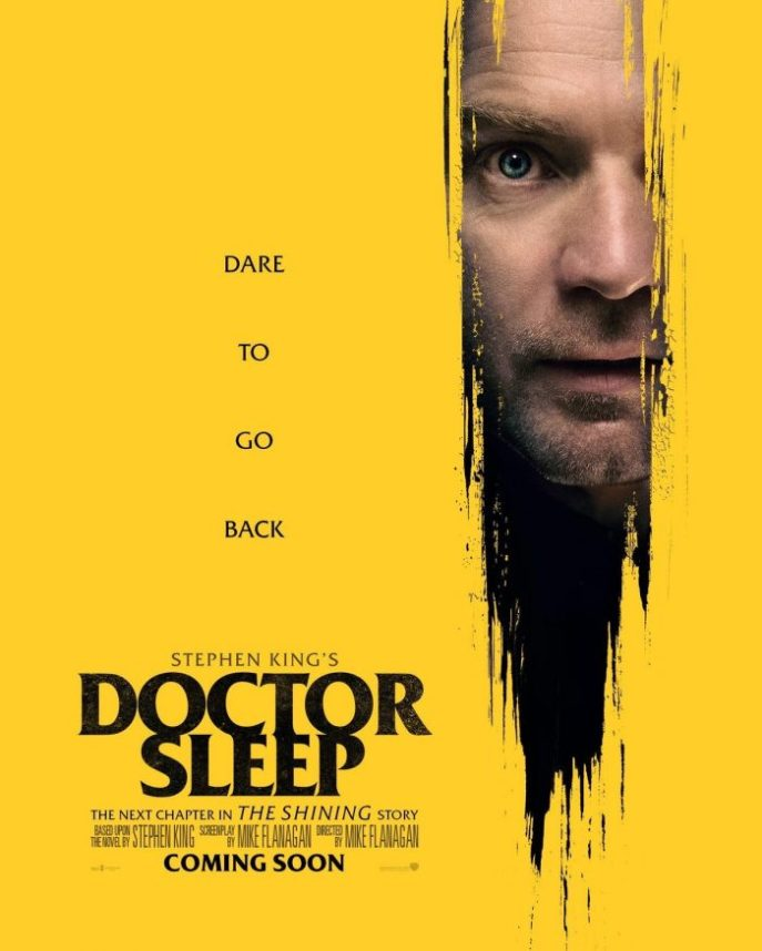 Film poster for Doctor Sleep (2019)