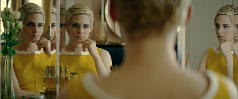 Image of Kristen Stewart in the film Seberg