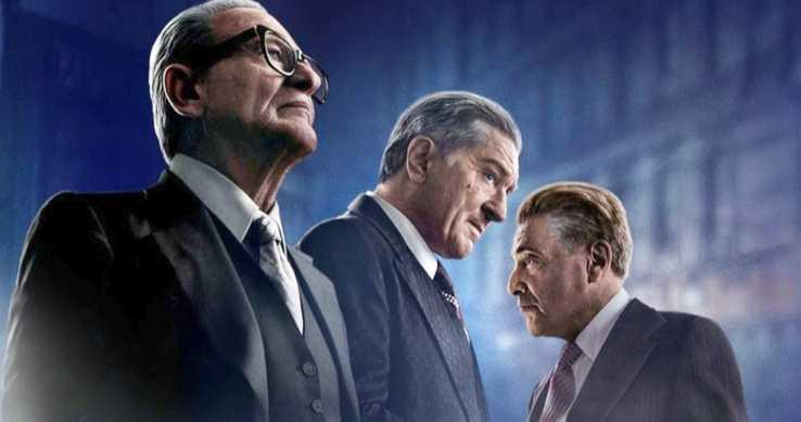 The Irishman (2019) Joe Pesci, Robert De Niro and Al Pacino