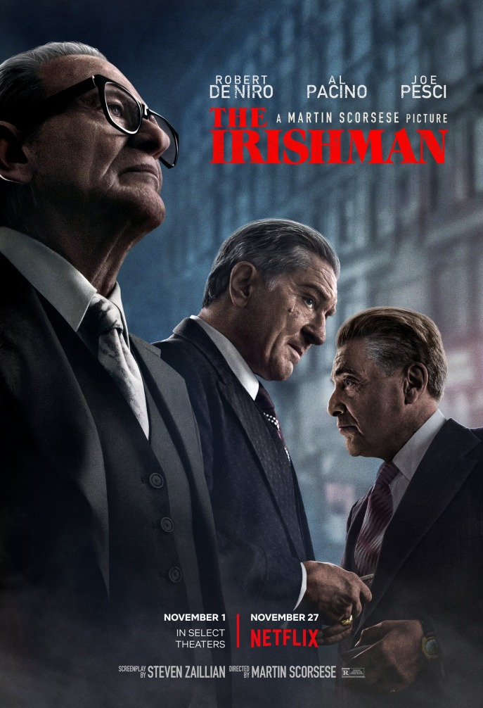 Poster image for The Irishman (2019)