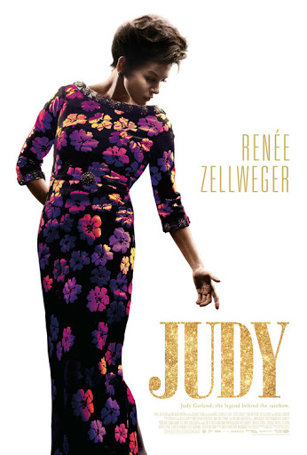 Film poster for Judy (2019)