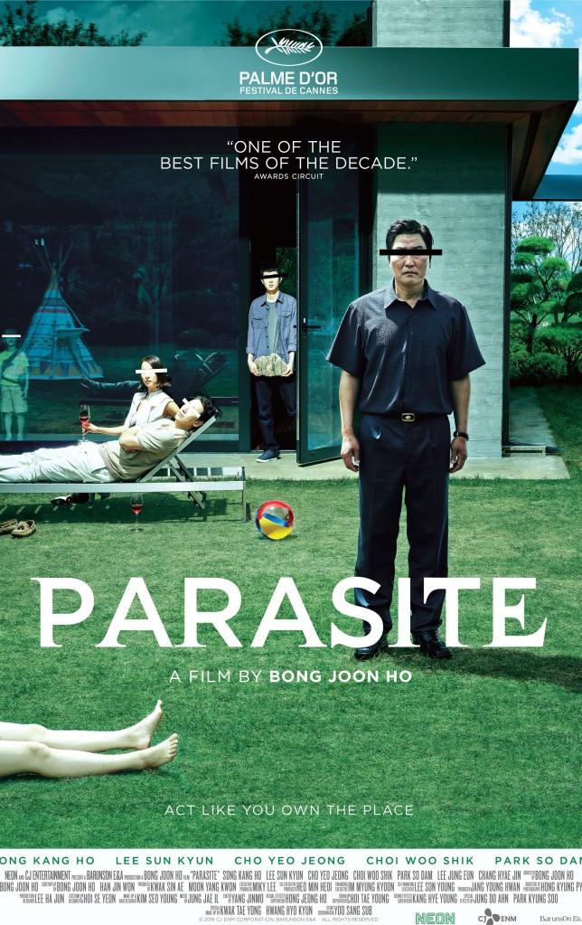 Image film poster Parasite (2019)