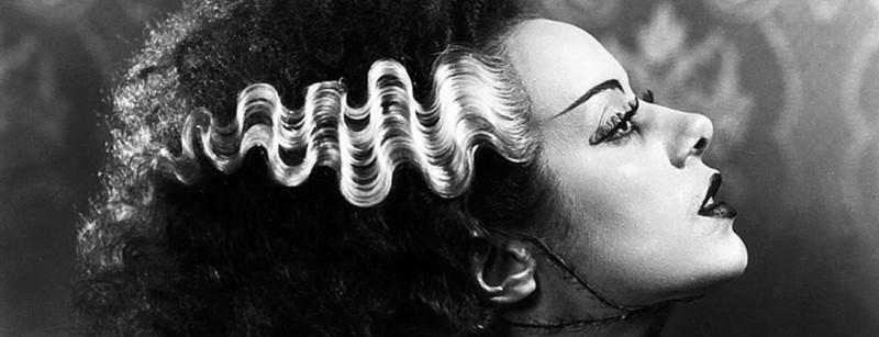 Bride Frankenstein scars