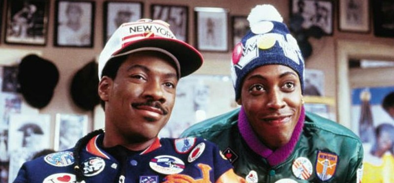 Image from the film Coming to America (1988)
