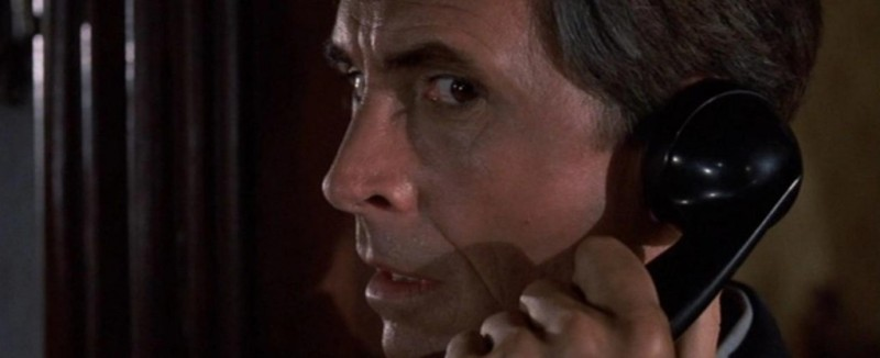 Anthony Perkins phone Psycho II (1983)