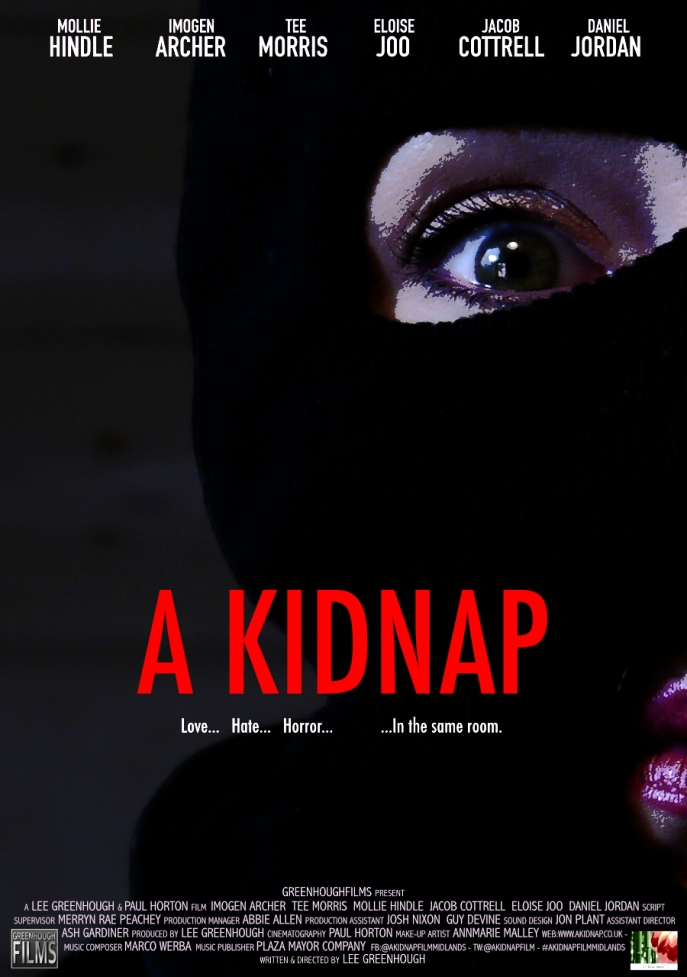 A Kidnap (2020) film poster
