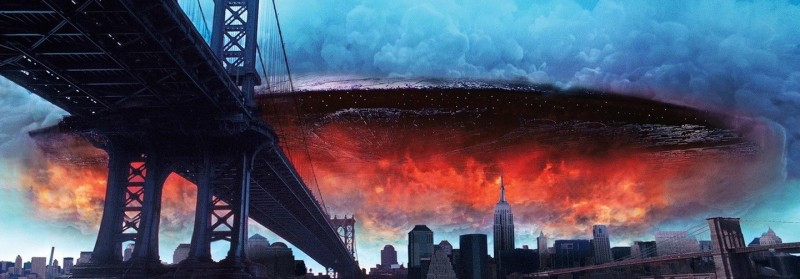 Still from the film Independence Day