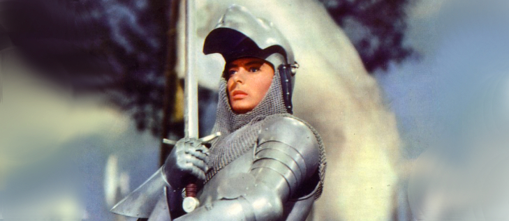 Image film Joan of Arc (1048) Ingrid Bergman