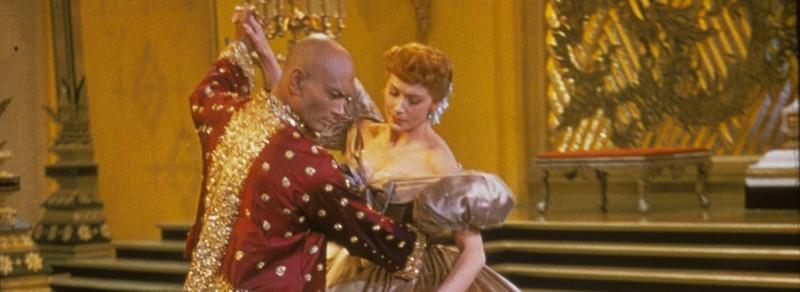 Yul Brynner Deborah Kerr The King and I dancing
