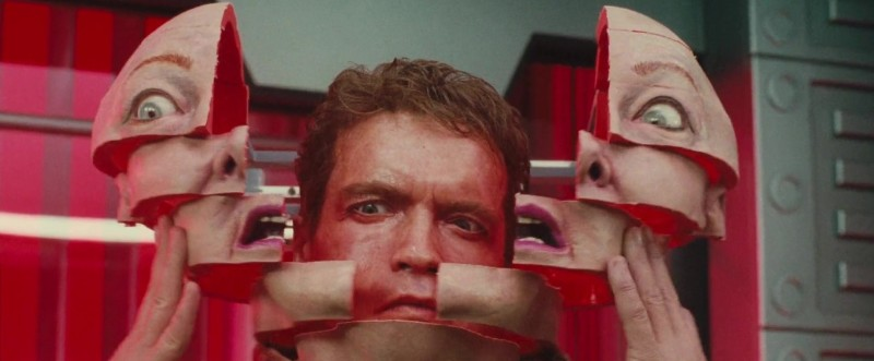 Film still from the sci-fi Total Recall (1990).