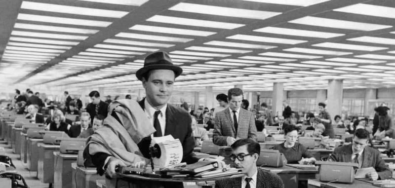 The Apartment 1960 film