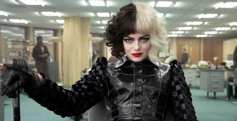 Emma Stone as Cruella (2021)