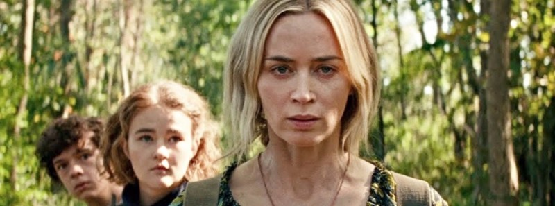 A Quiet Place Part 2 (2020) with Emily Blunt