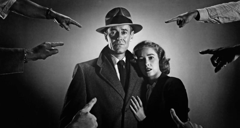 The Wrong Man (1956) Fonda Miles